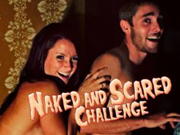 """For $20, the attraction´s website says participants can experience the Unknown Haunted Hause completely naked or """"prude,"""" meaning that they are allowed to wear underwear if they so choose. (Via Facebook)"""