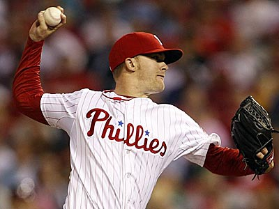 Phillies pitcher Tyler Cloyd has thrown 200 innings this season. (Yong Kim/Staff Photographer)