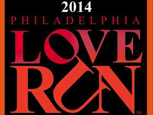 Love Run race logo