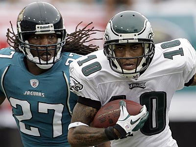 DeSean Jackson had 153 yards receiving and a touchdown last Sunday.  (Yong Kim / Staff Photographer)