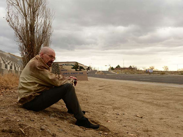 "Bryan Cranston as Walter White, ""Breaking Bad"": We hate endings and we´ll hate this one. But just how will it desert us?"