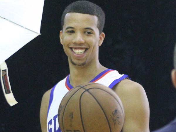 Michael Carter-Williams. (Charles Fox/Staff Photographer)