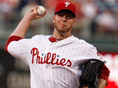 Roy Halladay finished the regular season with a 19-6 record and a 2.35 ERA. (Ron Cortes/Staff Photographer)
