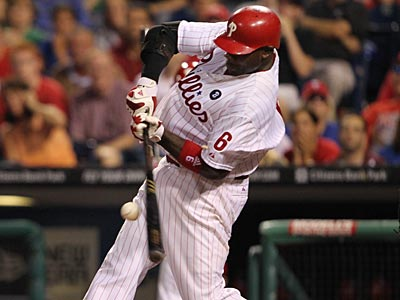 The Phillies and Cardinals have two hard-hitting first baseman in Ryan Howard and Albert Pujols. (David M Warren/Staff file photo)