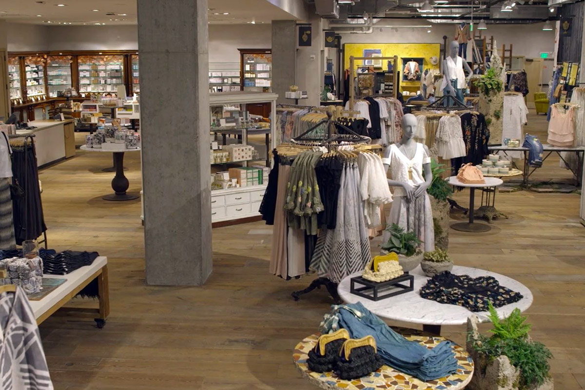 Urban outfitters inc aims to supersize anthropologie for Online stores like anthropologie