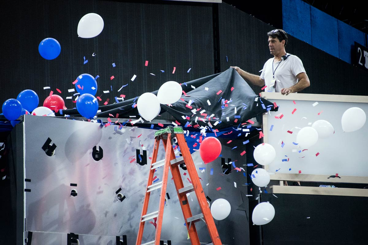 Calendar Design Letters : Dnc party s over balloons popped confetti swept cleanup