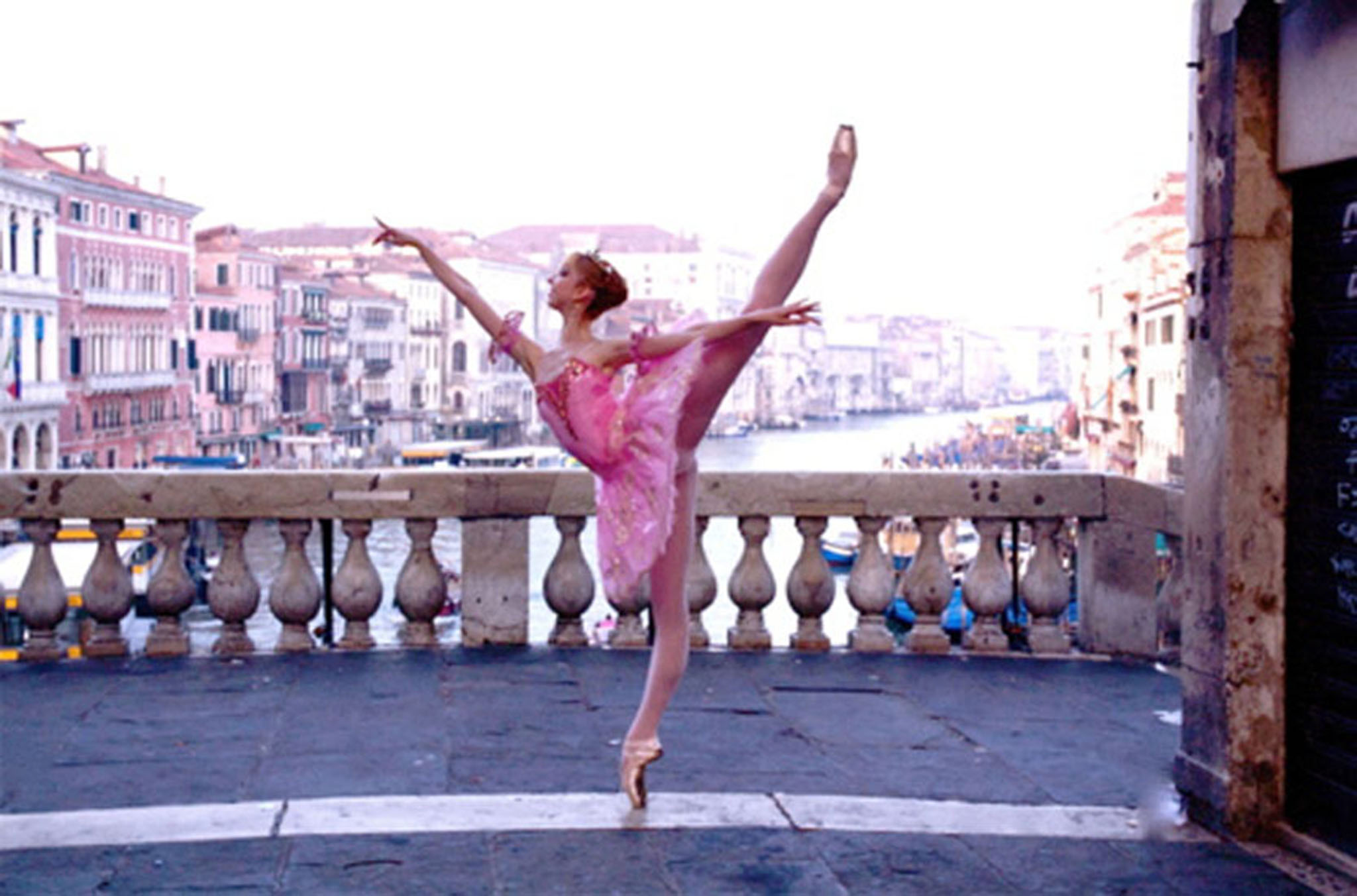 Family photo of Sara Michelle Murawski who was fired as principal dancer at the Pennsylvania Ballet because because of her height.