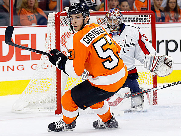 A disservice to Gostisbehere and Flyers defense