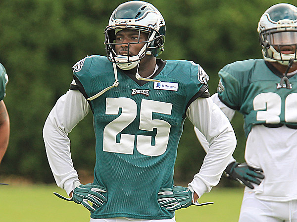 Eagles' McCoy is confident, but frustrated