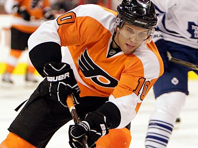 The Flyers recallled rookie Brayden Schenn today. (David Maialetti/Staff Photographer)