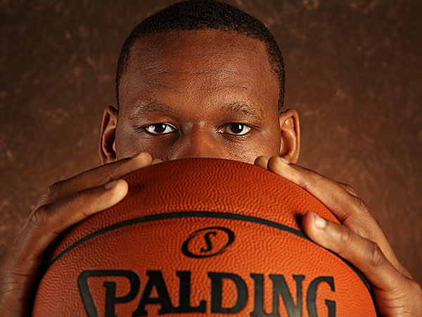 The Sixers´ Lavoy Allen. (Steven M. Falk/Staff Photographer)