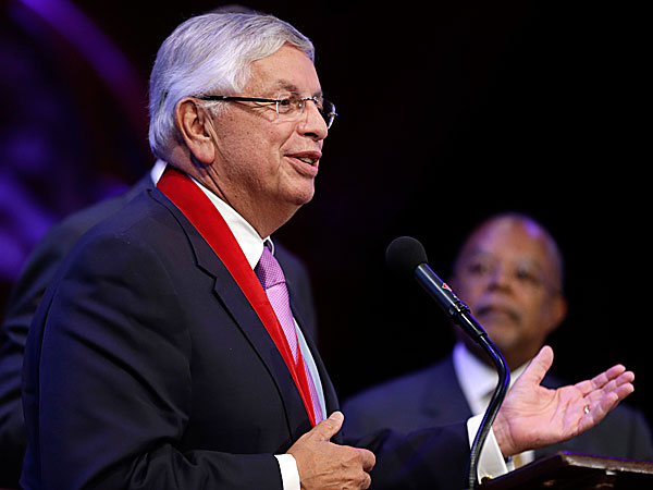NBA Commissioner David Stern. (Steven Senne/AP)