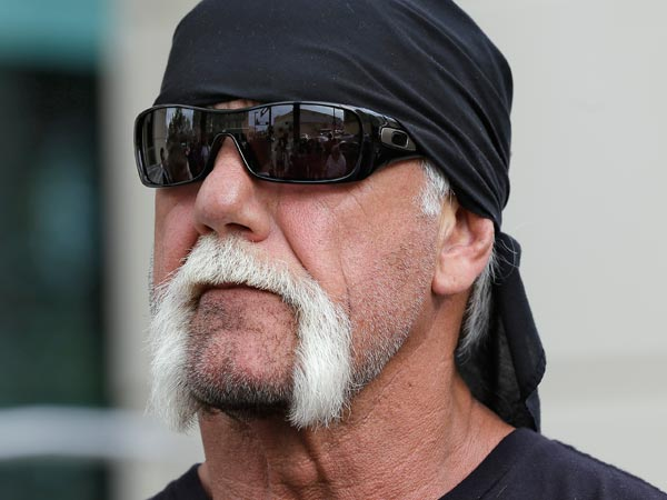 Hulk Hogan. (Chris O´Meara/AP file)