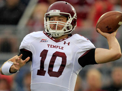 Temple Owls quarterback Chris Coyer. (Gene J. Puskar/AP)