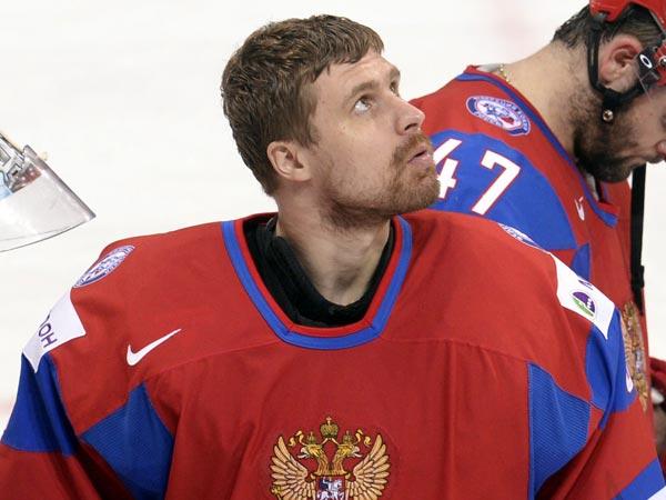 Former Flyers goalie Ilya Bryzgalov. (AP Photo/LEHTIKUVA/Martti Kainulainen)