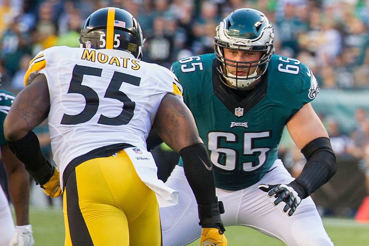 Eagles Lane Johnson awaiting out e of Tuesday s PED appeal