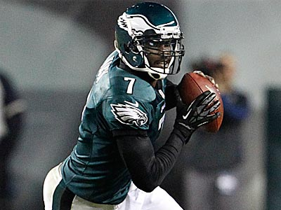Michael Vick carried a football with him everywhere he went this week. (Ron Cortes/Staff file photo)