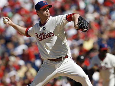 Will Phillies pitcher Kyle Kendrick get a spot on the playoff roster? (David Maialetti/Staff Photographer)