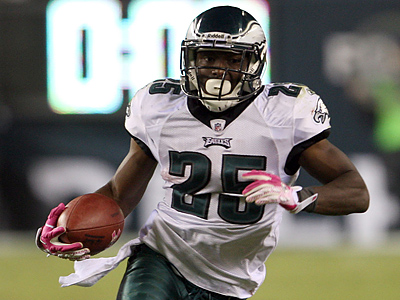 The Eagles´ offense is in trouble if it has to operate without LeSean McCoy. (Yong Kim / Staff Photographer)