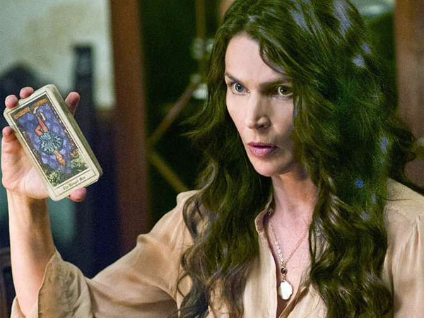 "Julia Ormond plays a witch with daughters unaware of their heritage in ""The Witches of East End."""