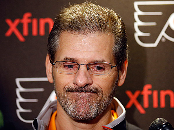 Inside the Flyers: Hextall hamstrung at NHL trade deadline