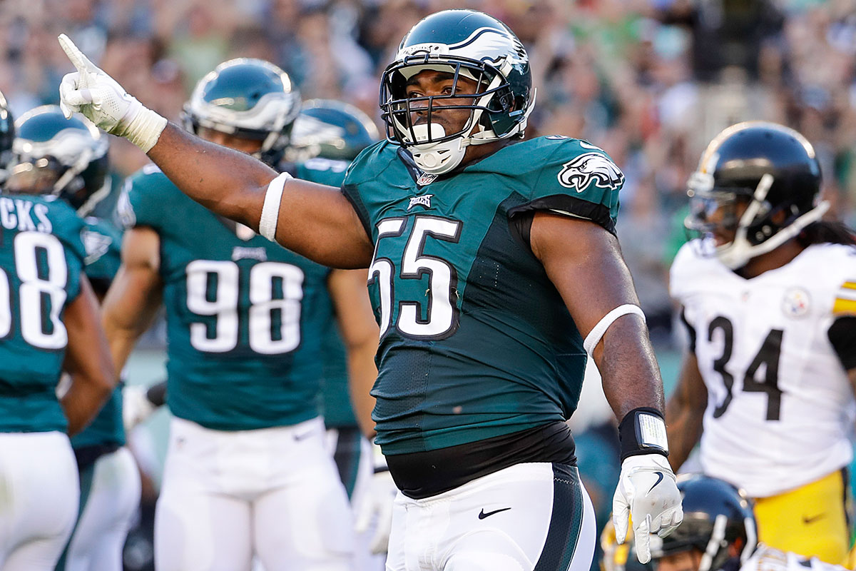 Murphy Eagles new defense suits Brandon Graham