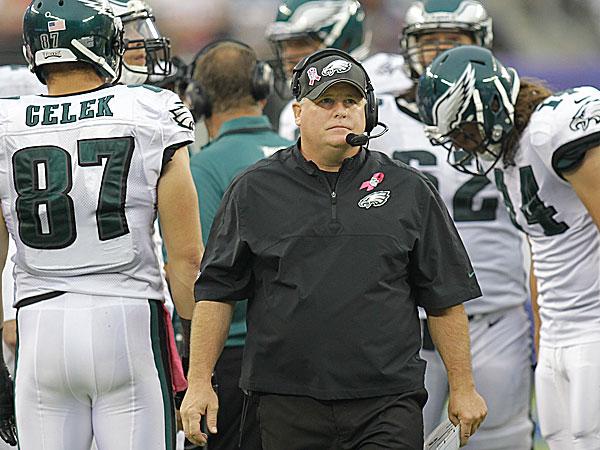 Eagles head coach Chip Kelly. (Steven M. Falk/Staff Photographer)