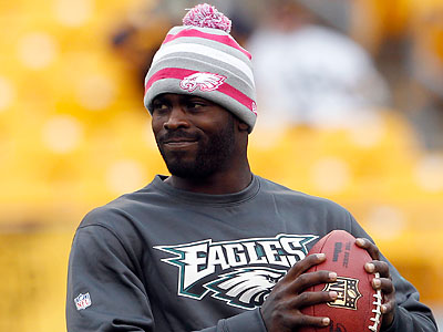 Michael Vick can now legally own a dog. (Yong Kim/Staff Photographer)