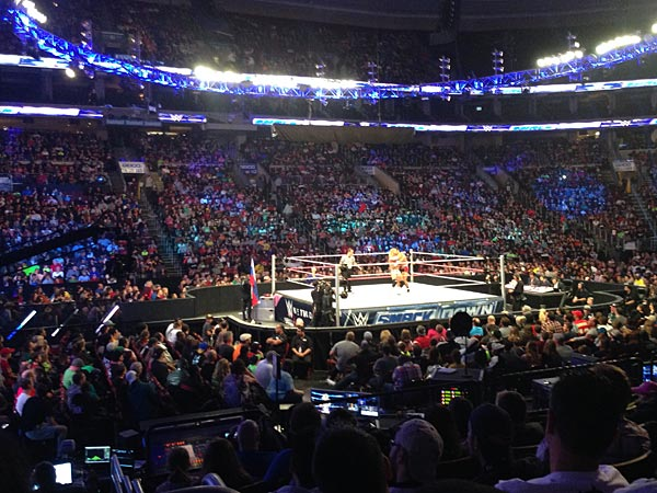 Wwe Smackdown Results And Observations 10 07 14 Contains