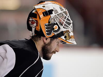 Flyers' Goalie Leighton Out Six To Eight Weeks | 10/09/2010