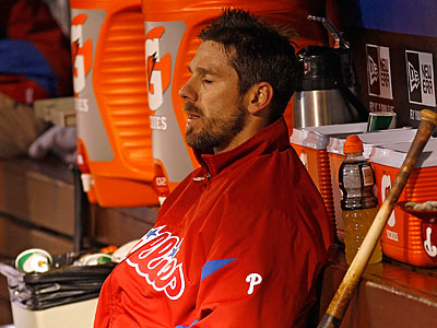 Cliff Lee´s loss in Game 2 of the NLDS may have been the turning point in the series. (Yong Kim/Staff Photographer)