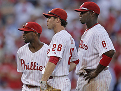 """It´s a fact,"" Jimmy Rollins said of whether a healthy Phillies team would return to the playoffs in 2013. (David Maialetti/Staff file photo)"