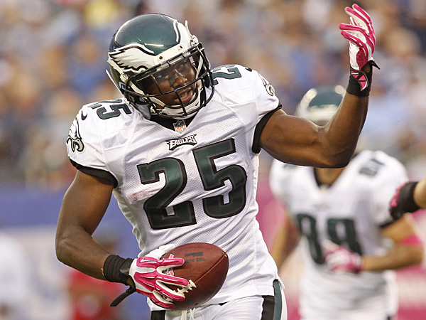 Eagles running back LeSean McCoy. (Ron Cortes/Staff Photographer)