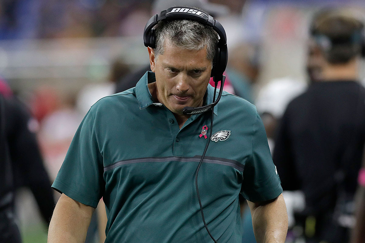 Drafting Online Free Jim Schwartz Accepts Some Blame For Defense S Woes Philly