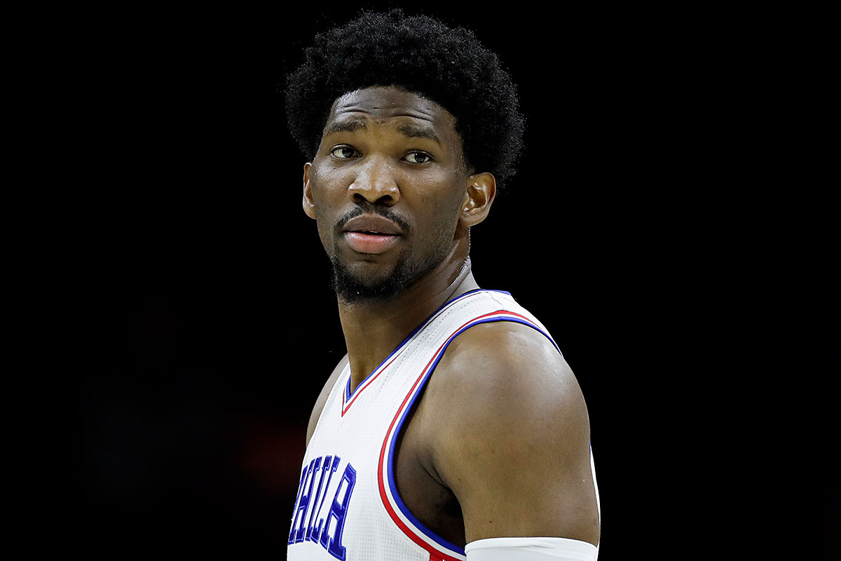 Embiid Ready For Regular Season Spotlight Philly