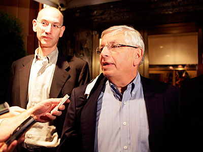 NBA commissioner David Stern said the NBA is prepared to cancel its Christmas Day games. (David Karp/AP)