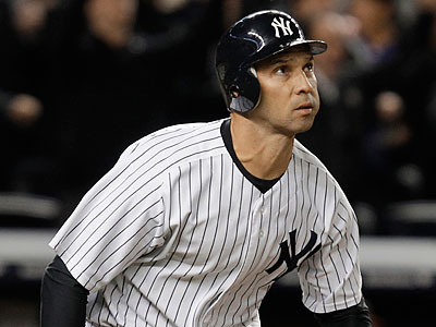 Raul Ibanez hit the game-tying and game-winning home runs for the Yankees against the Orioles Wednesday. (Kathy Willens/AP)