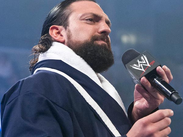 WWE Superstar Damien Sandow. (Photo courtesy of WWE)