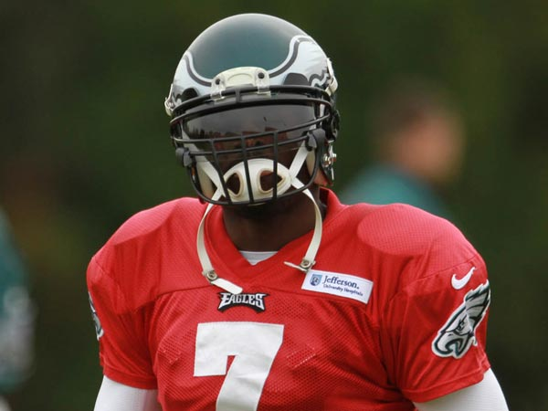 Chip: Vick remains limited
