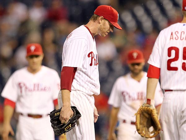 Former Phillies pitcher Roy Halladay. (Yong Kim/Staff file photo)