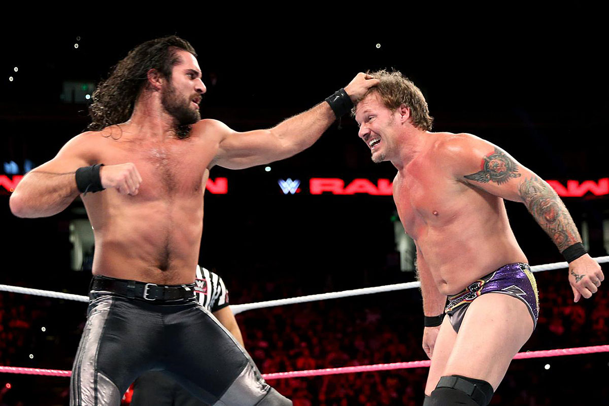 Wwe monday night raw results and observations 10 10 16 - Monday night raw images ...