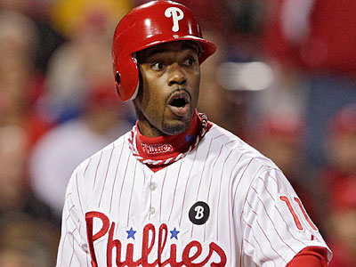 Will Jimmy Rollins be back with the Phillies next season? (David Maialetti/Staff file photo)