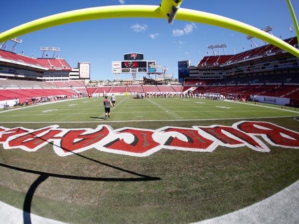 Raymond James Stadium. (Reinhold Matay/AP)