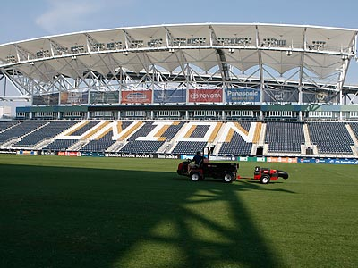 PPL Park is a candidate to host the 2012 Major League Soccer All-Star Game. (Ron Cortes/Staff file photo)
