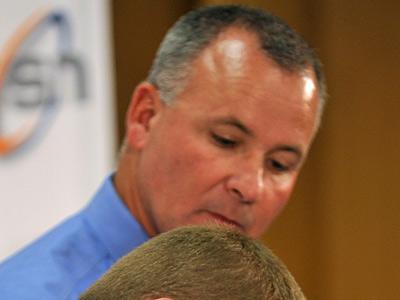 Joe Jordan spent seven seasons with the Orioles as the director of amateur scouting. (Gail Burton/AP)