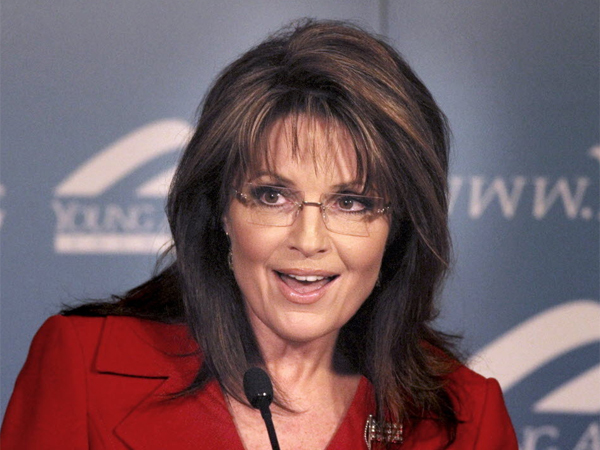Sarah Palin launches her book tour in eastern Pennsylvania on Tuesday night.