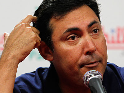 Ruben Amaro Jr. and the Phillies haven´t had much success signing international players. (Alejandro A. Alvarez/Staff Photographer)