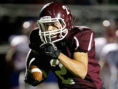 Halfback Ray Schreiner has been a solid option for Abington quarterback Ken Cropper. (Ron Cortes/Staff file photo)