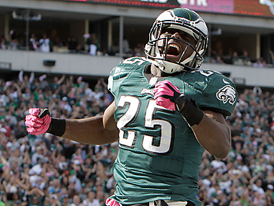 Eagles running back LeSean McCoy. (David Maialetti/Staff file photo)