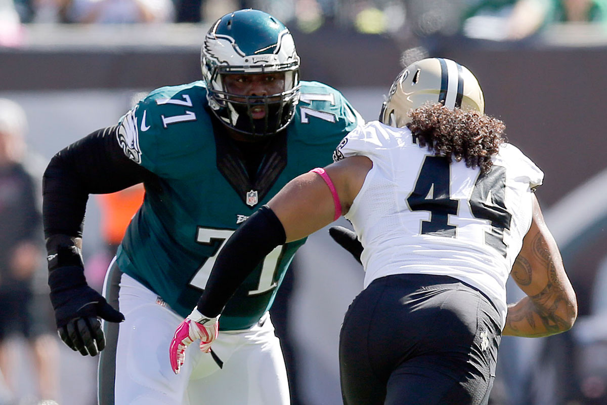 Jerseys NFL Cheap - Is Eagles' line really back in business?